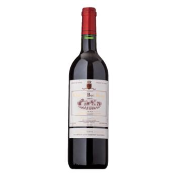 Ch Bois Redon Bordeaux Superierur