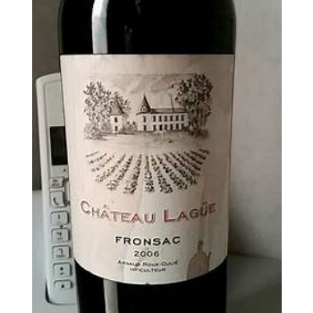 Ch Lague Fronsac 2015