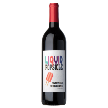 Liquid Popsicle Sweet Red Blend