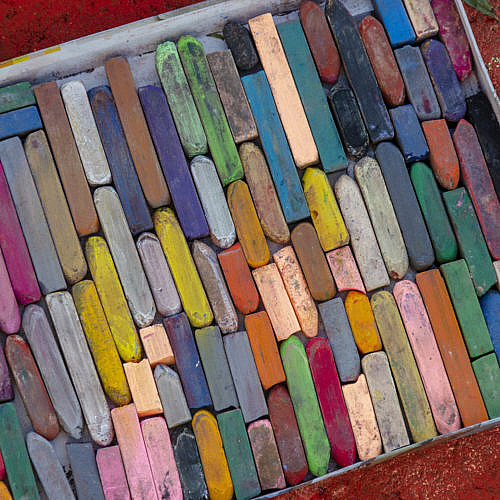 Display your street art talents at the Community Chalk Competition