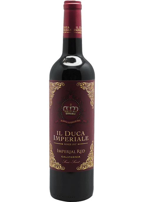 You are currently viewing Il Duca Imperiale Imperial Red